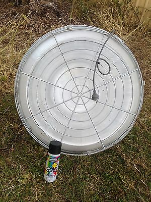 4x Large Bay Shed Lights General Electric Fluorescent