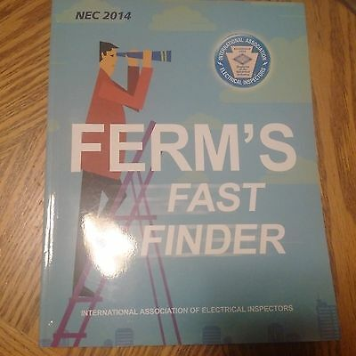 Ferm's Fast Finder Guide to the 2014 National Electrical Code