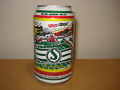 Saskatchewan Roughriders Grey Cup Champions - Old Style Pilsner - Molson Canada