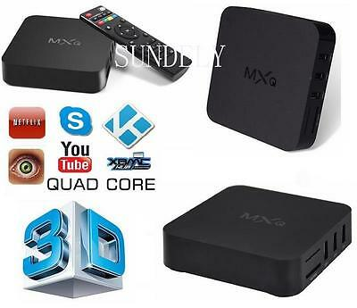 MXQ Cody (XBMC) quad-core full android TV box live movies for free New