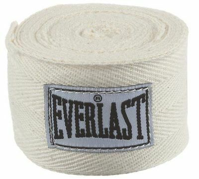 Sport Everlast Boxing Hand Wraps Bandages Fitness MMA Muay Thai X2