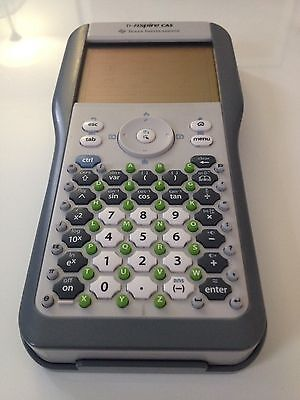 Ti-Nspire Cas Calculator With Usb Cable. Texas Instruments. Vce Maths