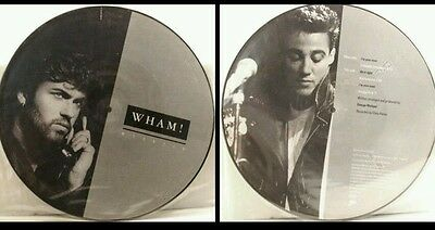 "Wham ( George Michael ) "" I'm Your Man "" Picture Disc"