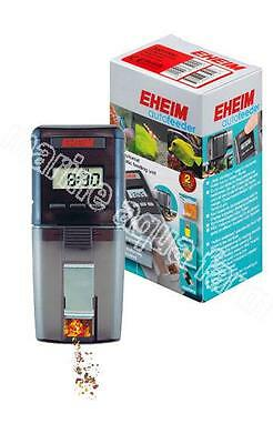 Eheim Auto Feeder, 2 Feeds Day, Flake, Pellet Holiday Fish Food, Marine Aquarium