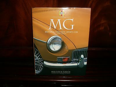 MG Britain's Favourite Sports Car - Third Edition