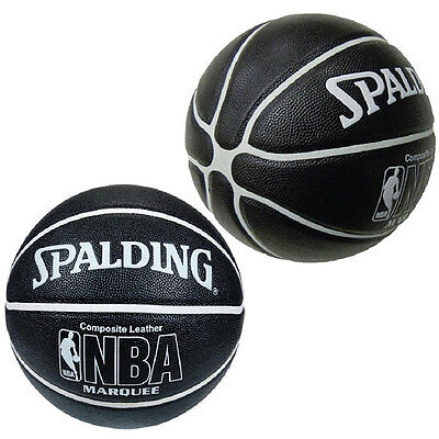 SPALDING NBA Marquee Composite Leather Basketball | Free Shipping Australia Wide