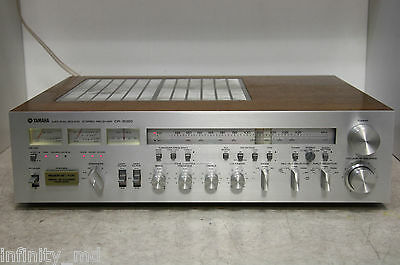 Yamaha CR-2020 High End Stereo Receiver - Revidiert mit 1 Jahr Garantie
