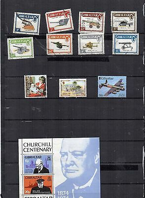 stamps.Gibralter.