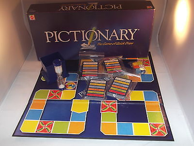 Pictionary (2002) - Choose Your Spare / Replacement Parts - Spares