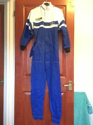 Nivea Go Karting Suit With Shoes Size 8