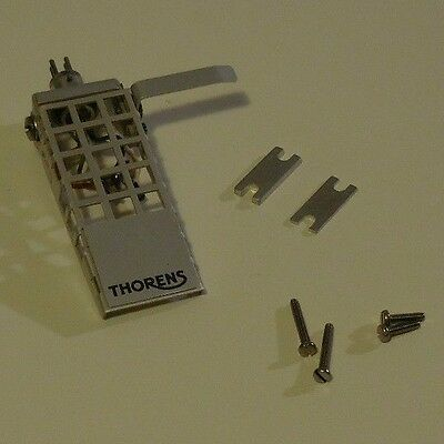 Thorens TP-50 Headshell for TD-150, TD-125, TD-124 Turntables, with extras