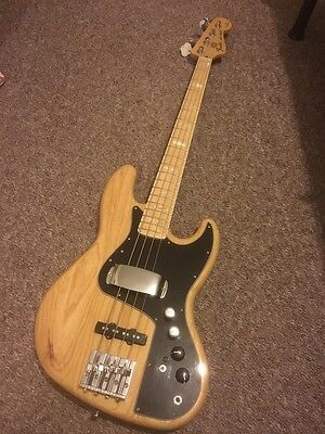 Fender Marcus Miller Jazz Bass - Made In Mexico