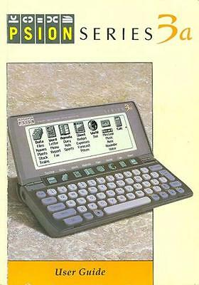 PSION 3a USER GUIDE V1.0 Dec 94 - Good Condition - USED