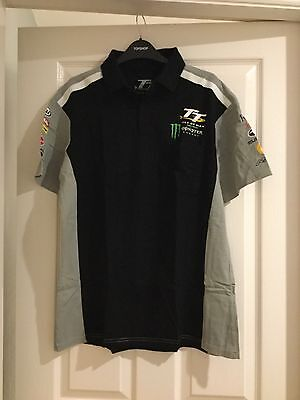 Isle of Man TT officials 2015 Polo Shirt Large