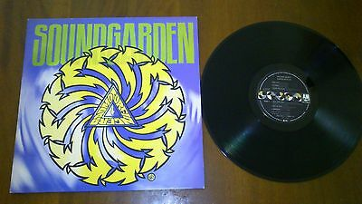 SOUNDGARDEN - Badmotorfinger  Vinyl, LP, Album, Alternative cover