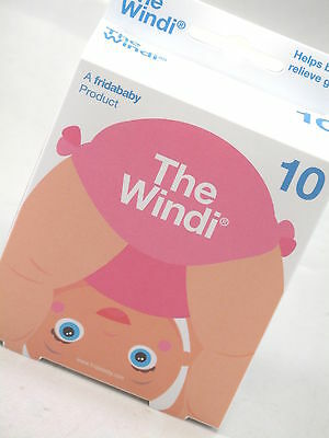 New in Box The Windi by Frida Baby helps babies relieve gas FREE SHIP to U.S.