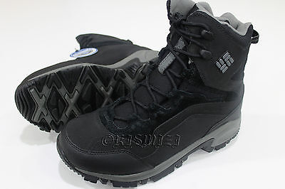 "New Mens Columbia ""Backramp"" Techlite Insulated Waterproof Winter Snow Boots"