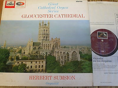 CSD 1595 Great Cathedral Organ Series - Gloucester Cathedral / Sumsion
