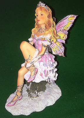 Faerie Poppets by Christine Haworth ICE DIAMOND FAERIE *Leonardo Collection *