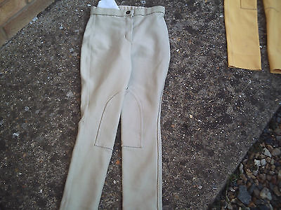 Cream Jods Childs Sz 22