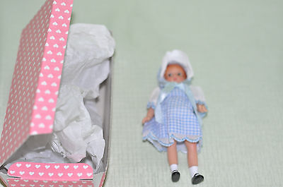 """Effanbee Doll Clasic Series 5""""in. MIB Patsy #V535 FREE S&H"""