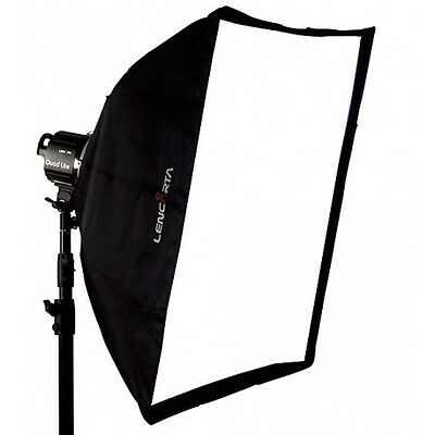 Lencarta QuadLite Continuous Studio Lighting Softbox Lights x2 - 3D / Video Use