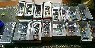 marvel chess collection eaglemoss partial set