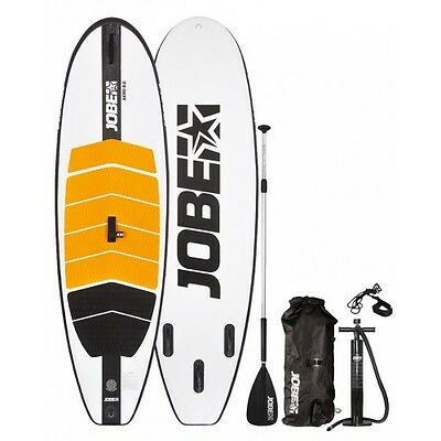 """Jobe 8'6"""" iSUP [Inflatable Stand Up Paddleboard] Package"""