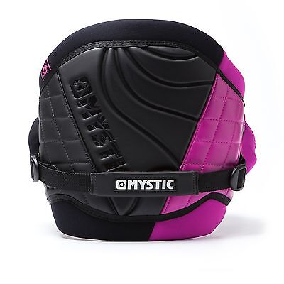 Mystic Ladies Dutchess Waist Harness Kitesurf Windsurf  XS S with Bar - Pink