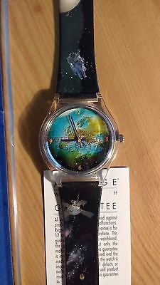 Millenium Dome Home Planet Watch/Case Artage, Limited Edition, Collectable BNIB