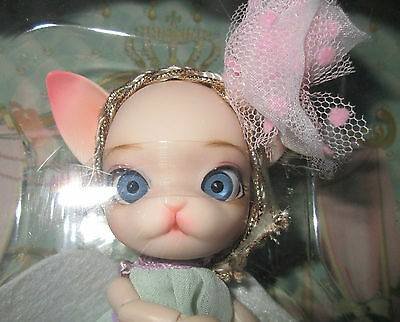 Pang Ju BJD Chiffon Cake ball jointed cat dog doll angel sweet Groove Pullip