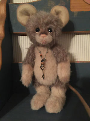 Charlie Bears SQUEAK  2013 Isabelle Mohair Collection FREE US SHIP