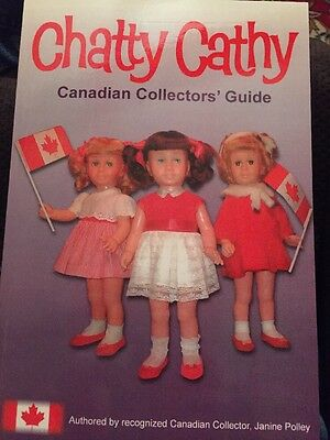 Chatty Cathy Canadian Collector's Guide