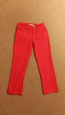 Fabulous CREW CLOTHING trousers/jeans girls age 4-5-VGC