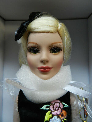 """Breit Nights by Robert Tonner 25th Anniversary LE 200 (SOLD OUT) 16"""" MIB doll"""