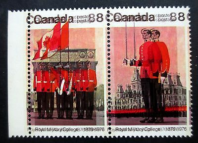 """Canada Stamps """"the King Of Errors"""" 1976 Double Impression Scott # 693D Royal Mil"""
