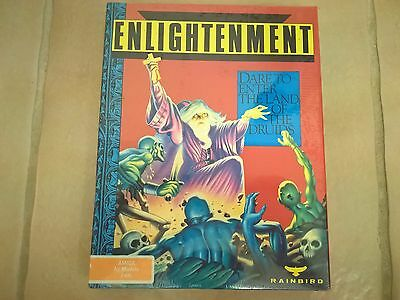 Enlightenment For Commodore Amiga, NEW FACTORY SEALED, Firebird
