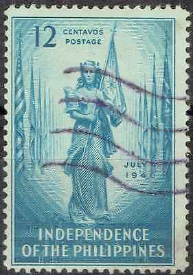 PHILIPPINES 1946,  SET of 3,  Independence of the Philippines,  3143