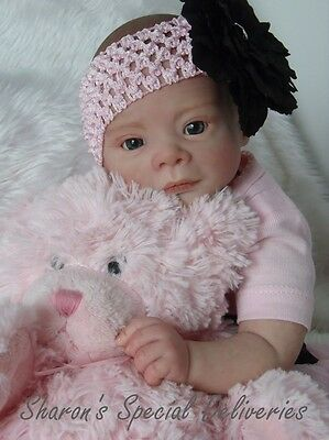 Lilly - Reborn Girl Baby Doll - from Josephine by Brit Klinger - LTD ED #80/300