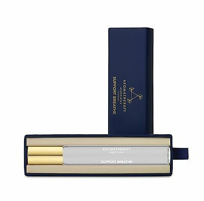 Aromatherapy Associates Support Breathe Roller Ball / 10ml      *Authorised Stoc