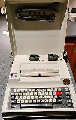 Vintage Texas Instruments Silent 700 Data Terminal 745 Typewriter - works