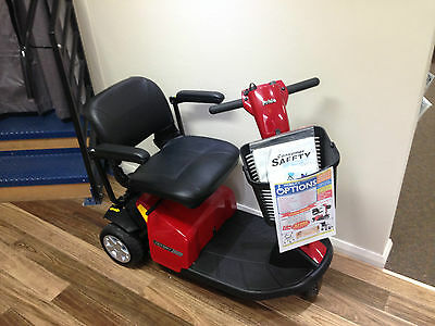 New 3 Wheel Pride Victory-ES9 Electric Mobility Scooter for Aged Care Disability