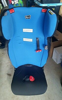 HIPOD BOOSTER Child Infant Car BoosterSeat 4-8 years Free Fitting*
