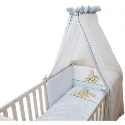 Be Be's Collection 308-53 Hasi Bett Set 3tlg., blau