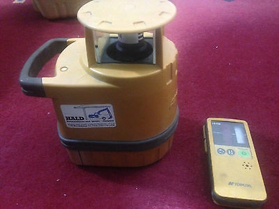 Topcon RL - HB Rotating laser with reciever only