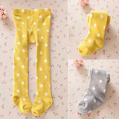 Baby Toddler Infant Kids Girls Cotton Warm Pantyhose Socks Stockings Tights B9