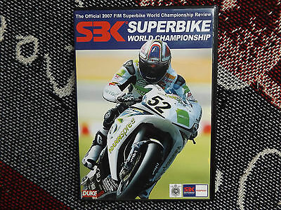 Sbk World Superbike Championship 2007 Official Review - Region 0 Dvd