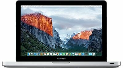 """APPLE MACBOOK PRO 13.3"""" INCH EARLY 2011 2.7ghz i7 4GB 500GB USED GOOD CONDITION"""