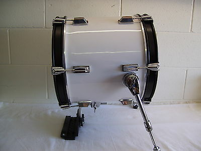 "CUSTOM BUILT 14""x12"" ELECTRONIC KICK DRUM"