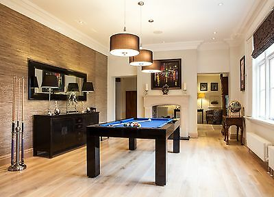 Ex Showroom Milano Dining Pool Table - Boardroom Table - 6 to 8 Seater